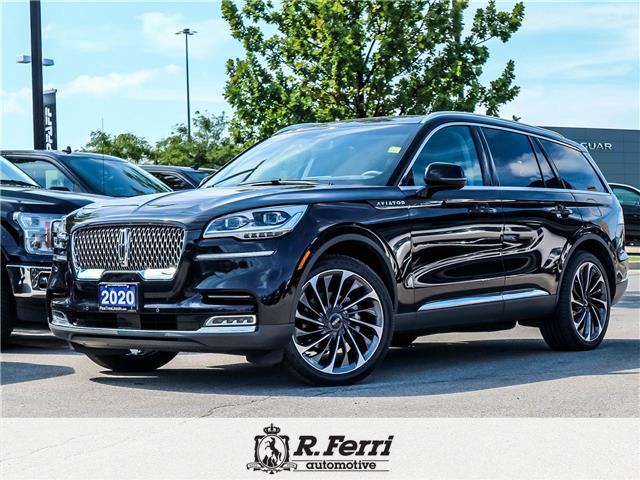 2020 Lincoln Aviator Reserve (Stk: M0527A) in Woodbridge - Image 1 of 30