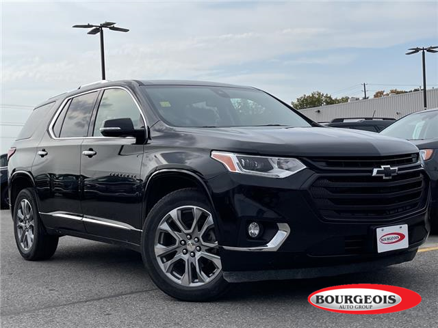 2019 Chevrolet Traverse Premier (Stk: 21T707A) in Midland - Image 1 of 12