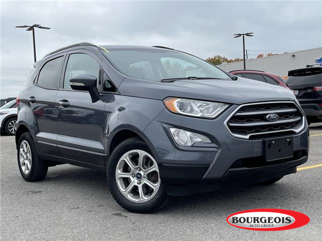 2018 Ford EcoSport SE (Stk: 21T222A) in Midland - Image 1 of 13