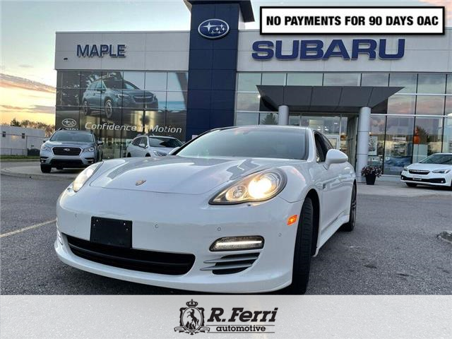 2011 Porsche Panamera 4S (Stk: S23176A) in Vaughan - Image 1 of 30