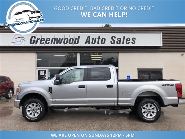 2020 Ford F-250 XLT (Stk: 20-33367) in Greenwood - Image 1 of 21