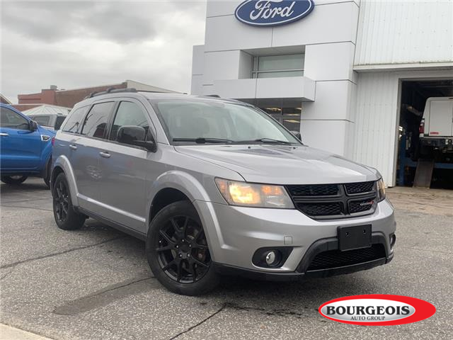 2016 Dodge Journey SXT/Limited (Stk: 21198A) in Parry Sound - Image 1 of 17