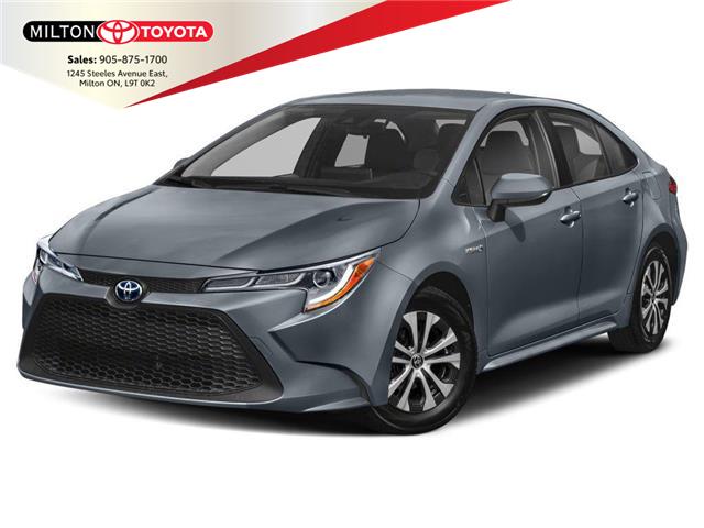 2022 Toyota Corolla Hybrid Base w/Li Battery (Stk: 042692) in Milton - Image 1 of 9