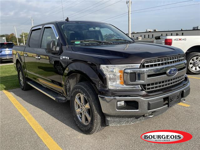 2018 Ford F-150 XLT (Stk: 21T578AA) in Midland - Image 1 of 5