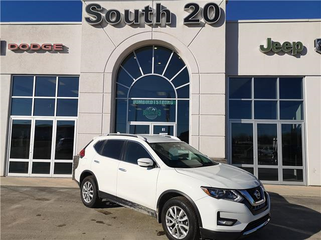 2017 Nissan Rogue  (Stk: B0248) in Humboldt - Image 1 of 16