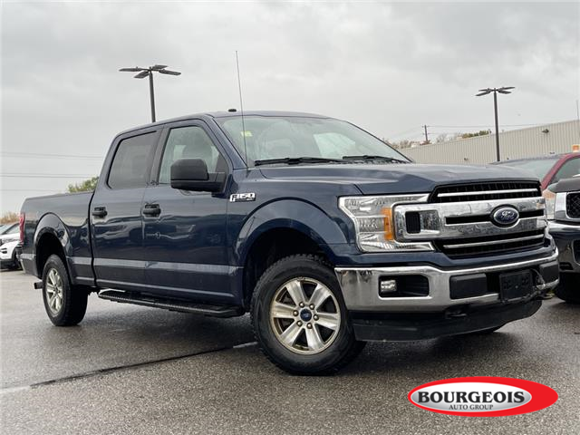 2018 Ford F-150 XLT (Stk: 21T747A) in Midland - Image 1 of 8