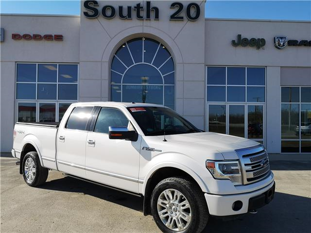 2014 Ford F-150  (Stk: B0234A) in Humboldt - Image 1 of 18