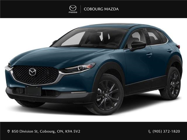 2021 Mazda CX-30 GT w/Turbo (Stk: 21349) in Cobourg - Image 1 of 9