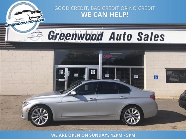 2017 BMW 330i xDrive (Stk: 17-04657) in Greenwood - Image 1 of 18