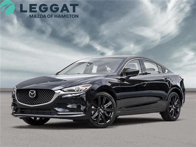 2021 Mazda MAZDA6 Kuro Edition (Stk: HN3096) in Hamilton - Image 1 of 23
