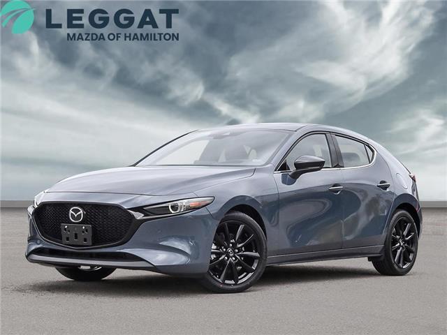 2021 Mazda Mazda3 Sport GT w/Turbo (Stk: HN3365) in Hamilton - Image 1 of 11