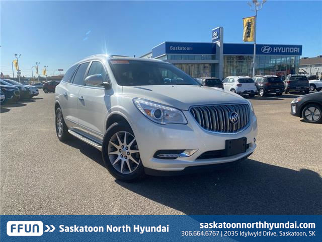 2015 Buick Enclave Leather (Stk: B6083) in Saskatoon - Image 1 of 11
