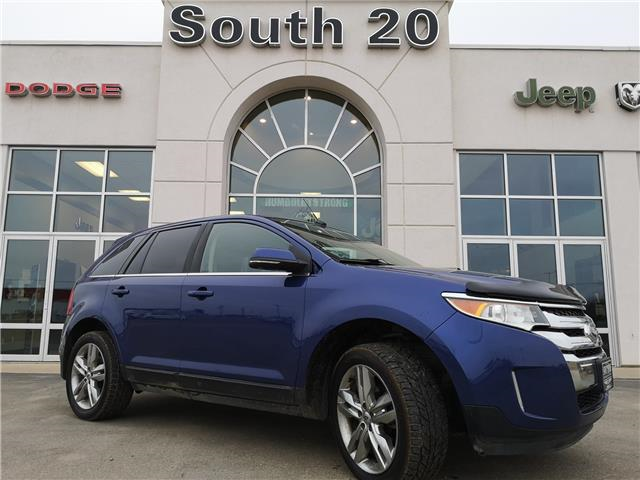 2014 Ford Edge Limited (Stk: 41078B) in Humboldt - Image 1 of 15