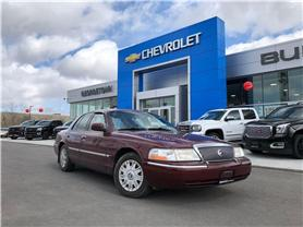 2005 Ford Grand Marquis