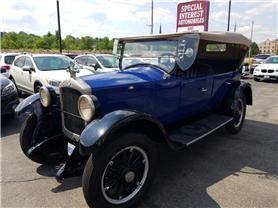 1924 Hupmobile Tour
