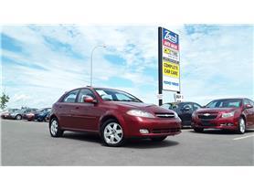 2004 Chevrolet Optra 5