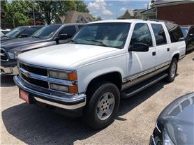 1999 Chevrolet Suburban 1500
