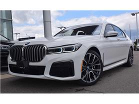 2022 BMW 750i