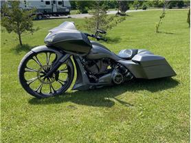 2009 Harley-Davidson Electra Glide Bagger