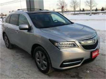 2014 Acura MDX Elite Package (Stk: 20141001a) in Toronto, Ajax, Pickering - Image 1 of 3