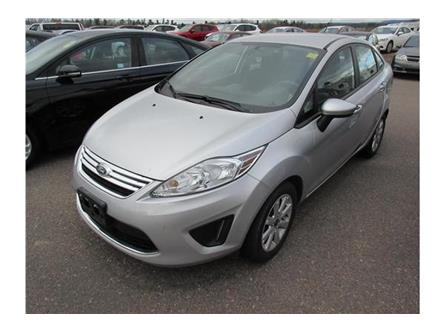 2012 Ford Fiesta SE (Stk: 17886) in Pembroke - Image 1 of 20