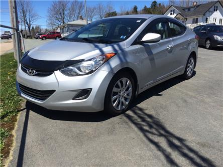 2013 Hyundai Elantra GL (Stk: -) in Middle Sackville - Image 1 of 6