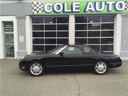 2002 Ford Thunderbird Standard (Stk: -) in Liverpool - Image 1 of 10