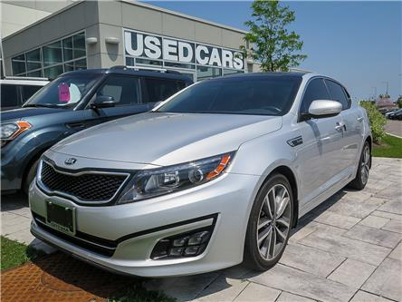 2015 Kia Optima SX Turbo (Stk: 1710261A) in Scarborough - Image 1 of 29