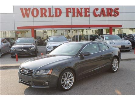 2010 Audi A5 2.0T (Stk: 16035) in Toronto - Image 1 of 20