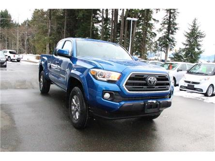 2018 Toyota Tacoma  (Stk: 11604) in Courtenay - Image 1 of 24