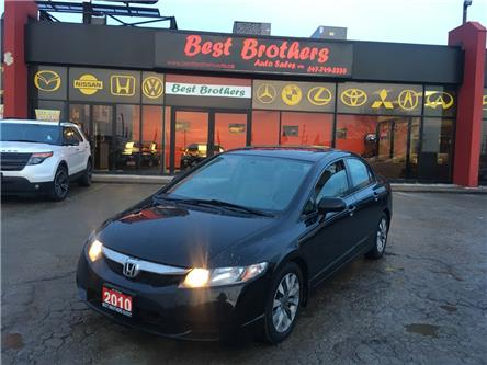 2010 Honda Civic EX-L (Stk: 5550) in Toronto - Image 1 of 14