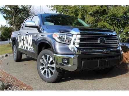 2018 Toyota Tundra Limited (Stk: 11655) in Courtenay - Image 1 of 28