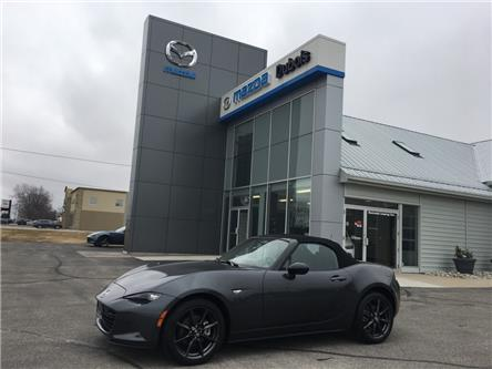 2017 Mazda MX-5 GS (Stk: UC5691) in Woodstock - Image 1 of 13