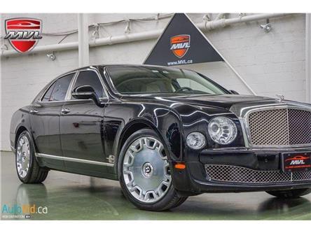 2012 Bentley Mulsanne - (Stk: Mulsanne-1) in Oakville - Image 1 of 43