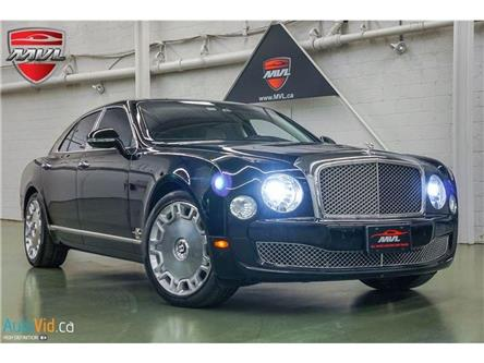 2012 Bentley Mulsanne - (Stk: Mulsanne-1) in Oakville - Image 2 of 43