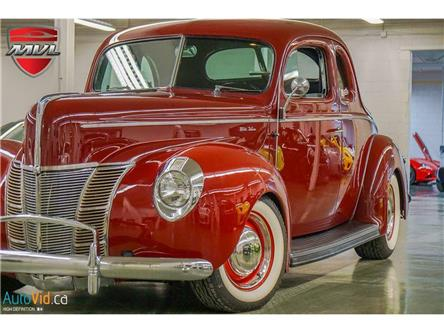1940 Ford Deluxe Coupe - (Stk: A15390) in Oakville - Image 1 of 40