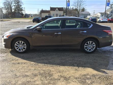 2013 Nissan Altima 2.5 (Stk: 861) in Belmont - Image 1 of 4