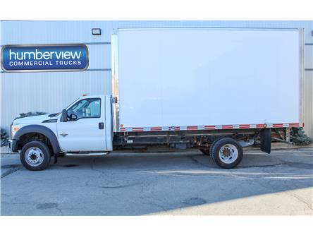 2013 Ford F-550 Chassis XL (Stk: CTDR1580 18FT) in Mississauga - Image 1 of 16