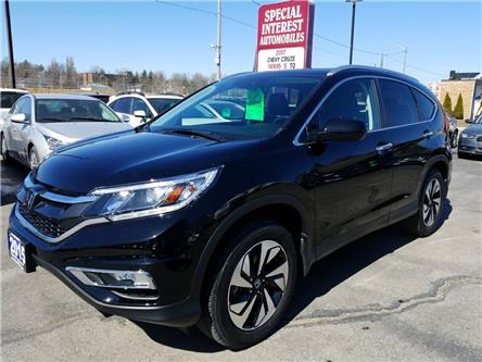 2015 Honda CR-V Touring (Stk: 806672) in Cambridge - Image 1 of 26