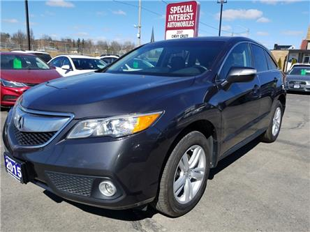 2015 Acura RDX Base (Stk: 804583) in Cambridge - Image 1 of 26