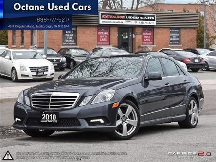 2010 Mercedes-Benz E-Class Base (Stk: 078873) in Scarborough - Image 1 of 25