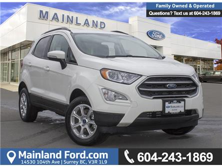 2018 Ford EcoSport SE (Stk: P86656) in Vancouver - Image 1 of 29