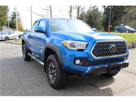 2018 Toyota Tacoma TRD Off Road (Stk: 11632) in Courtenay - Image 1 of 28