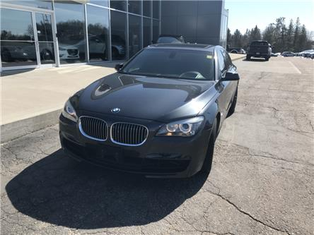 2011 BMW 750i xDrive (Stk: 20989) in Pembroke - Image 2 of 11