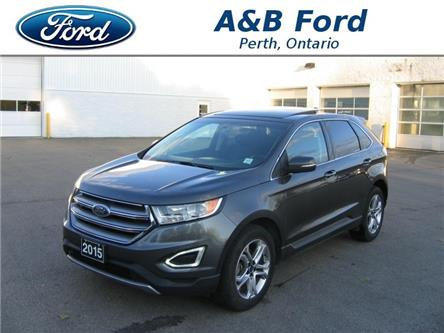 2015 Ford Edge Titanium (Stk: 1821A) in Perth - Image 1 of 12