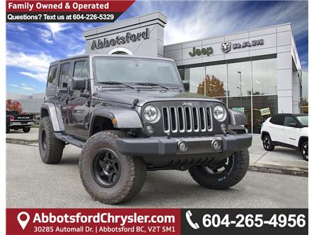 2017 Jeep Wrangler Unlimited 24G (Stk: AG0819) in Abbotsford - Image 1 of 25