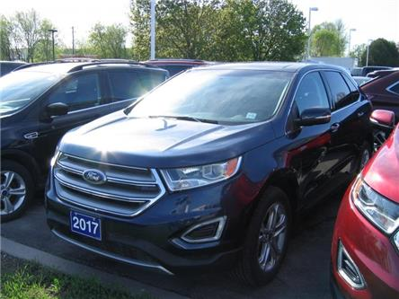 2017 Ford Edge Titanium (Stk: P5910) in Perth - Image 1 of 7