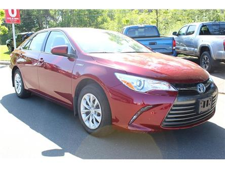 2017 Toyota Camry Hybrid  (Stk: P2076) in Courtenay - Image 1 of 25