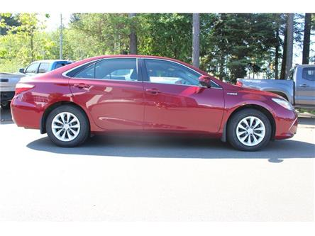 2017 Toyota Camry Hybrid  (Stk: P2076) in Courtenay - Image 2 of 25