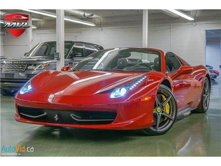 2015 Ferrari 458 - (Stk: ) in Oakville - Image 1 of 46